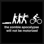 Riding a Bike With God Into the Apocalypse