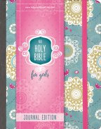 Book Review -NIV Holy Bible for Girls, Journal Edition